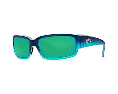 Costa Del Mar Caballito Limited Edition Sunglasses - Matte Caribbean Fade Frames - Green - Limited Sunglasses Edition