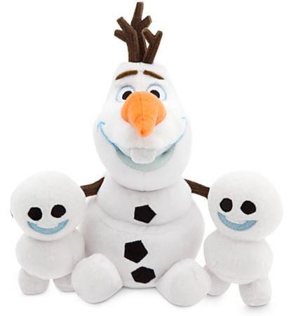 Disney Olaf Snowgies Plush Bundle