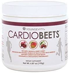 CardioBeets Organic Red Beets cardiovascular nutrients & More 195gm