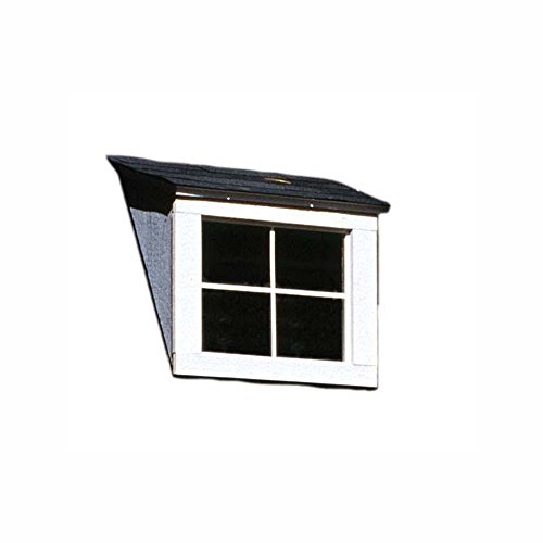 Handy Home Products Dormer Kit with Window by Handy Home Products