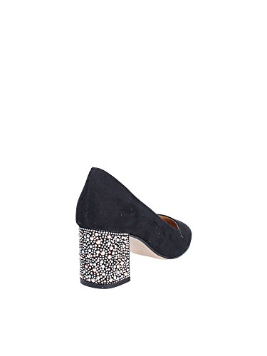 Mujeres Shoes Zapatos Grace Negro 1533 wvSxq4