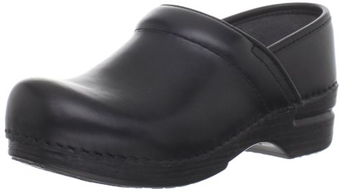 Dansko Women's Pro XP Clog,Ebony,35 EU/4.5-5 M US by Dansko