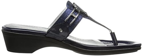 Zapatos con FisherAmina Marino Marc 2 Tacón Mujer UvRx4g