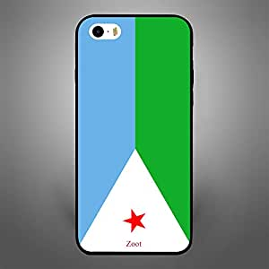 iPhone SE Djibouti Flag