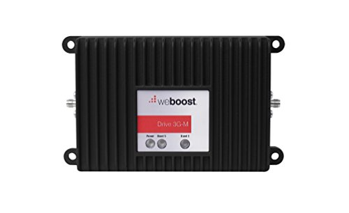 (weBoost Drive 3G-M 470102 Cell Phone Booster Kit for Car, Truck and RV Use - Enhance Your Signal up to)