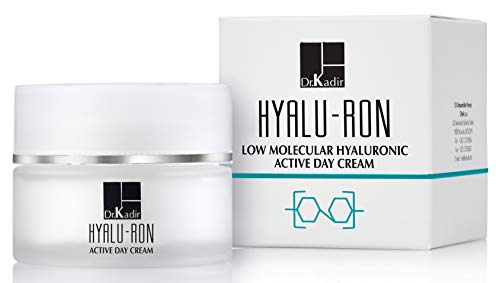 希少性空いている超高層ビルDr. Kadir Hyalu-Ron Low Molecular Hyaluronic Active Day Cream 50ml