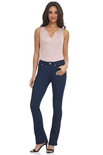Boot Cut Rinse Wash (Rekucci