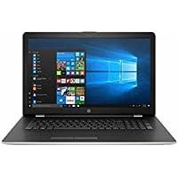 2018 HP 17.3 Touchscreen HD+ Laptop Computer, 8th Gen Intel Quad-Core i5-8250U (Beat i7-7500U) up to 3.40GHz, 12GB DDR4, 256GB SSD + 1TB HDD, AMD Radeon 530, DVD, AC WiFi+ BT, Backlit KB, Windows 10