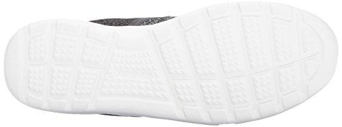 Crocs Mens Kinsale Static Lace M Fashion Sneaker Grigio Chiaro / Bianco
