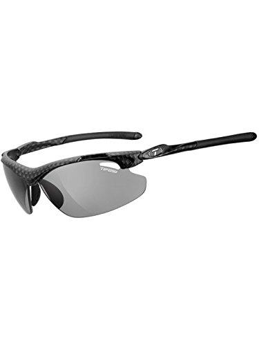 Carbon 2016 Tifosi Tyrant 2.0 Carbon Polarfoto Smoke Lens - Tyrant Tifosi Sunglasses