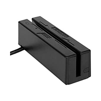 Magtek 21040110 Magnetic Stripe Swipe Card Reader