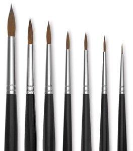 Letterer Paintbrushes