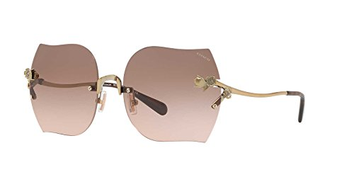Coach Women HC7082B 60 L1020 Gold/Pink Sunglasses - Glasses Pink Coach
