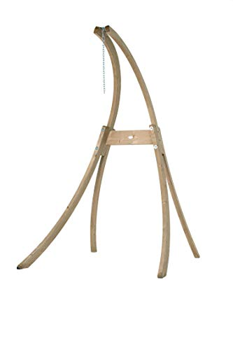 Byer of Maine Atlas Hanging/Hammock Chair Stand, Treated Woo