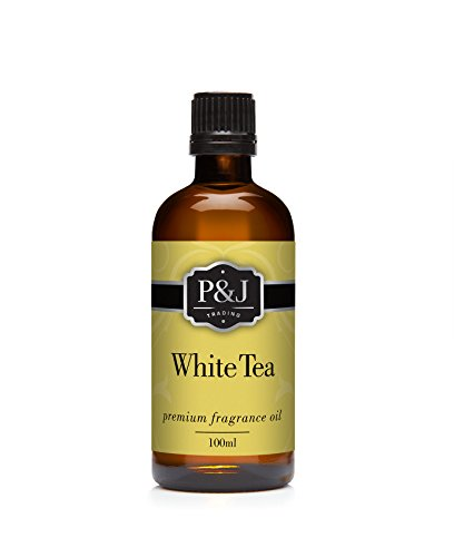 White Tea Perfume Oil - White Tea Fragrance Oil - Premium Grade Scented Oil - 100ml