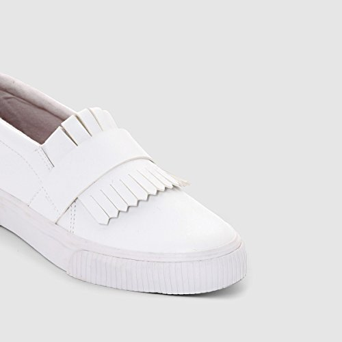 La Redoute Collections Frau Sneakers Weiß