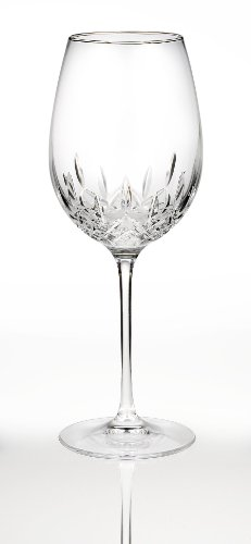 Platinum Goblet (Waterford Lismore Essence Platinum Red Wine/Goblet)