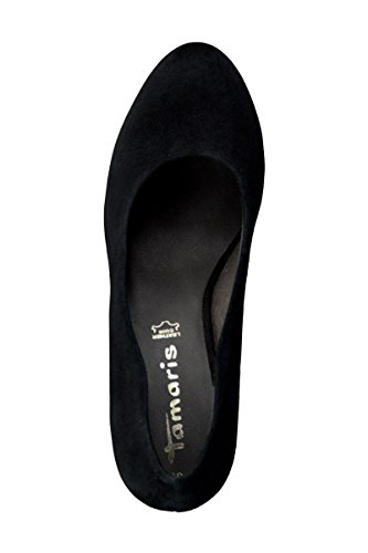 Ludwig und Therese Stockerpoint Tessa Chaussures Femme Noir d50 a0015
