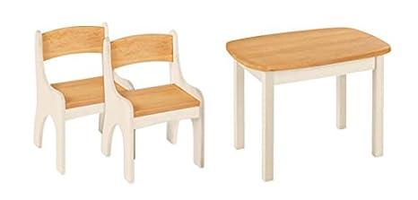 BioKinder 24791 Risparmio: Levin tavola e 2 sedia: Amazon.it: Casa e ...