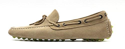Valentino Garavani Rock Stud Suede Rijdende Loafers (41.5 Eu / 8.5 Us)