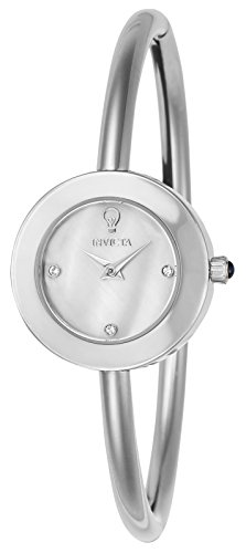 Invicta Womens Gabrielle Union Quartz Stainless Steel Casual Watch  Color Silver Toned  Model  23258