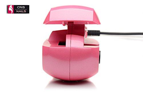 Cris Nails® Beauty Profesional Rizador de Pelo Con la Cerámica Curling Iron Automática Rizador de Pelo Styling Tool (Rizador de pelo): Amazon.es: Salud y ...