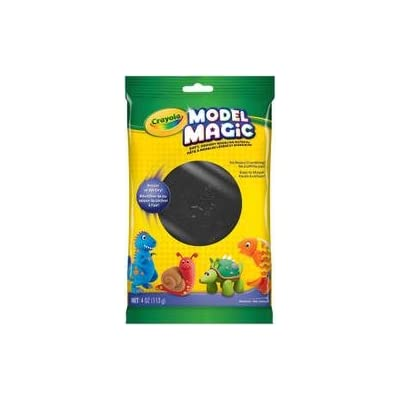 Crayola Bulk Buy Model Magic 4 Ounces Black 57-4451 (3-Pack): Home & Kitchen
