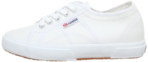 Baskets Superga Classic Blanc Adulte 2750 Cotu Mixte wwArqFt1