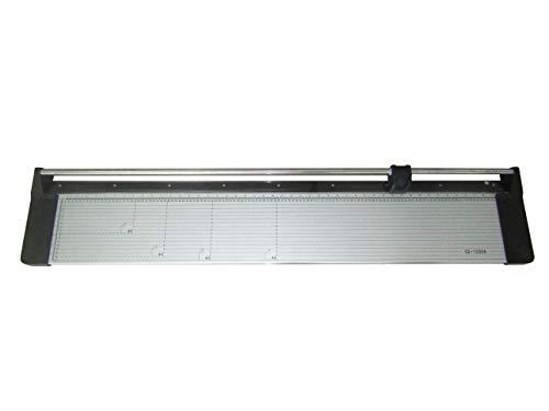 YiFun 1200 mm(48 inch) Automatic Precision Rotary Paper Guillotine Trimmer,Automatic Photo Paper Scissor Cutter