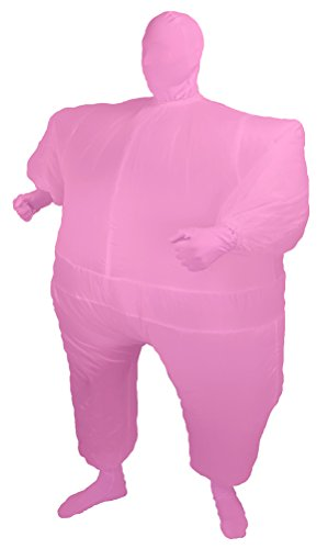 (Suit Inflatable Blow up Full Body Jumpsuit Costume)