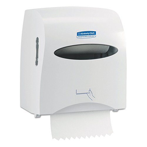 scott-slimroll-hard-roll-paper-towel-dispenser-touchless-pull-towel-10442-white