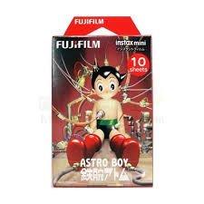 Fujifilm Instax Mini Instant Film (10 sheets, Astro Boy )