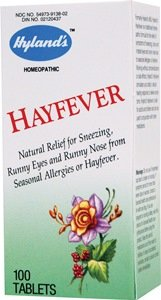 Hayfever Green Line-100 tabs Brand: Hylands (Standard Homeopathic)