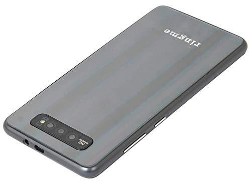 31MIwU42jfL Surya R10 Pro 5.99 Inch Display 4G Smartphone Blue (2GB RAM, 16GB Storage) in Black Colour