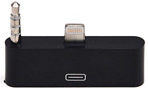 massG® 8 Pin to 30 Pin Audio Converter Apple IPhone 5 Docking ...