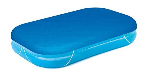 🥇 Bestway 8321626 Cobertor Para Piscina Rectangular Inflable 262×175 cm