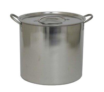 Polar Ware Economy Stainless Steel Brewing Pot, 5 Gallon