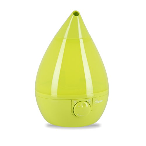 Crane USA Cool Mist Humidifier, Green