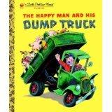 truck accessories book - The Happy Man and His Dump Truck (Little Golden Treasures) [Board book]