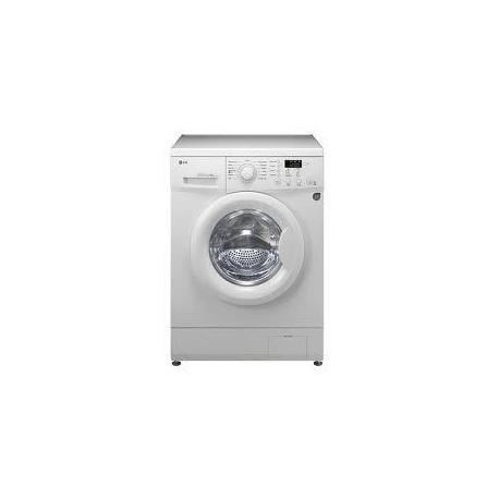 LG WD-10600SDS Independiente Carga frontal 6kg 1000RPM A++ Blanco ...