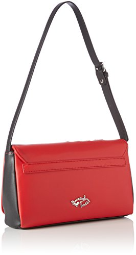 L Shoppers Mujer y Multicolore 9 Tua by Braccialini B11734 5 Unico x H de bolsos cm W 5x17x26 hombro wqU81tU