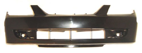 OE Replacement Mazda Protege Front Bumper Cover (Partslink Number MA1000180)