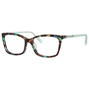 Eyeglasses Kate Spade Cortina 0RRZ Green Havana