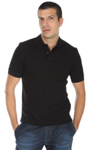 Hugo Boss Herren Poloshirts kurzarm Schwarz 50182831