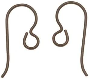Hypoallergenic Niobium French Hooks to Make Your Own Earrings for People with Metal Allergies