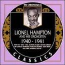 Lionel Hampton: Award Regular discount 1940-1941