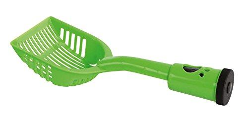 Kotschaufel mit Beutelspender grün, 28x12,5cm K82687 top Qualität