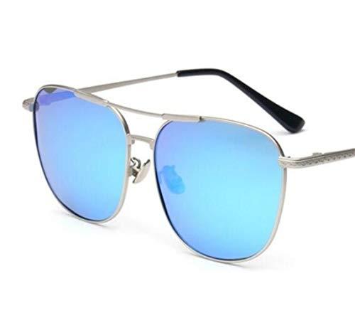 conducción de unisex de para al de blue Sky la libre sol Gafas aire sol de FlowerKui polarizadas Gafas moda UV400 protección de pesca xFXXaZ