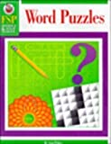 Word Puzzles, Schaffer, Frank Publications, Inc. Staff, 0764700138