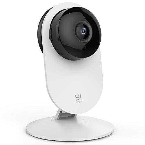 YI Cámara Vigilancia, Cámara IP Wifi 1080p Sistema de Seguridad de Full HD, Detección de Movimiento, Visión Nocturna, Audio de 2 Vias y Nube con App para iOs y Android (Blanco) a buen precio